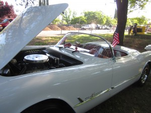 Collette Young's – 1953 Corvette_9122