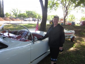 Collette Young's – 1953 Corvette_9123