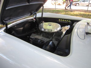 Collette Young's – 1953 Corvette_9124