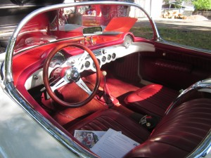 Collette Young's – 1953 Corvette_9142