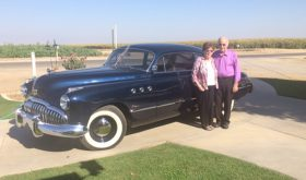 The 1949 Buick Super Honeymoon Car